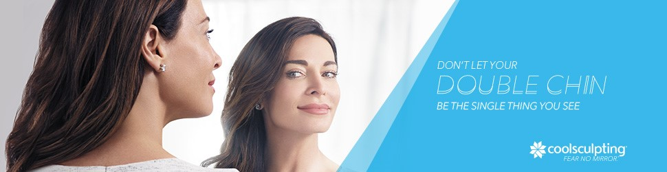 CoolSculpting Submental Web Banner